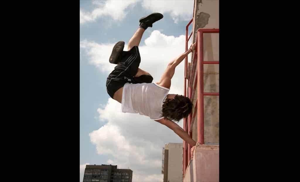 acrobates urbains