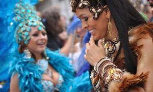 parade de rue latino