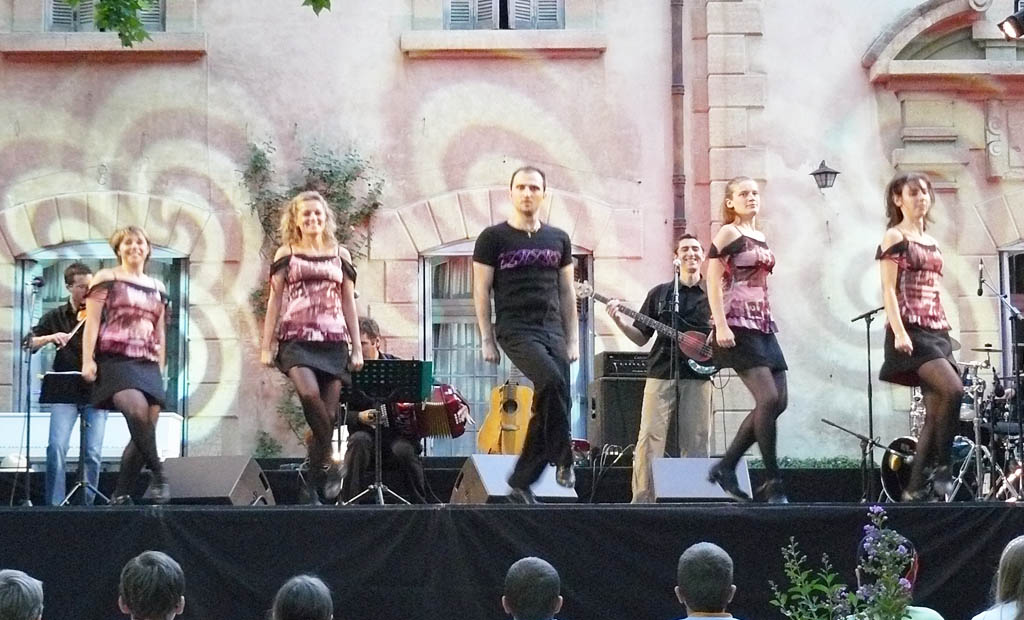 danse celtique