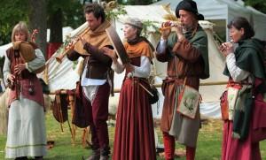 groupe de musique médiévale