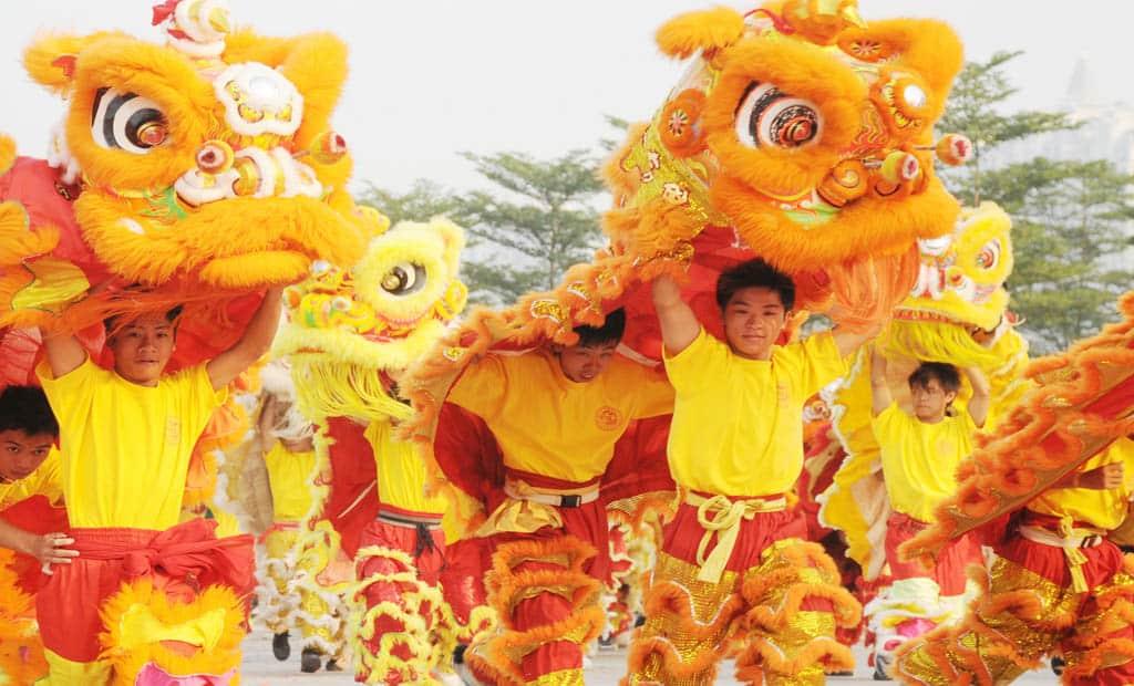 parade asiatique