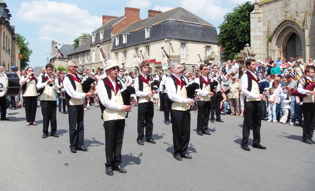 parade celtique