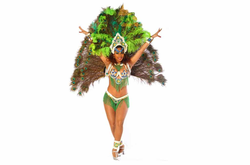 danseuse samba