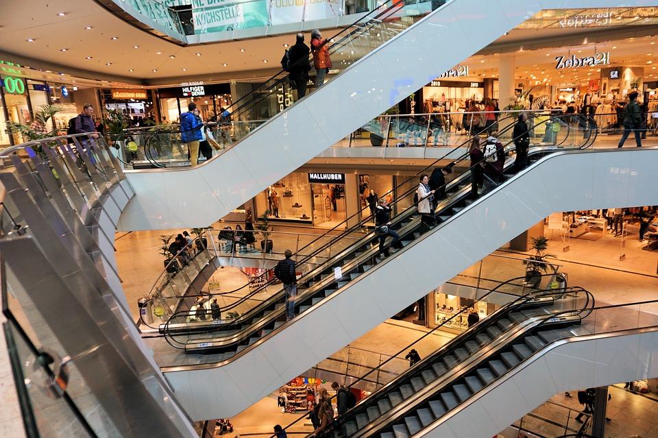 centre commerciaux