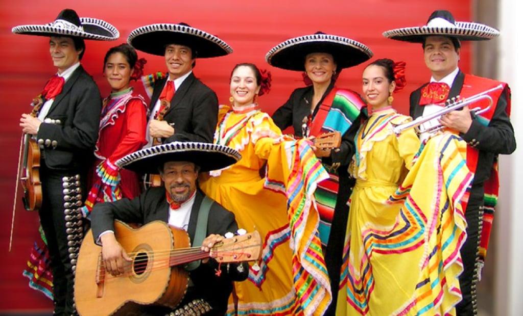mariachis mexicains