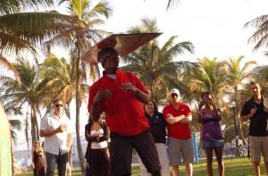 artiste jongleur