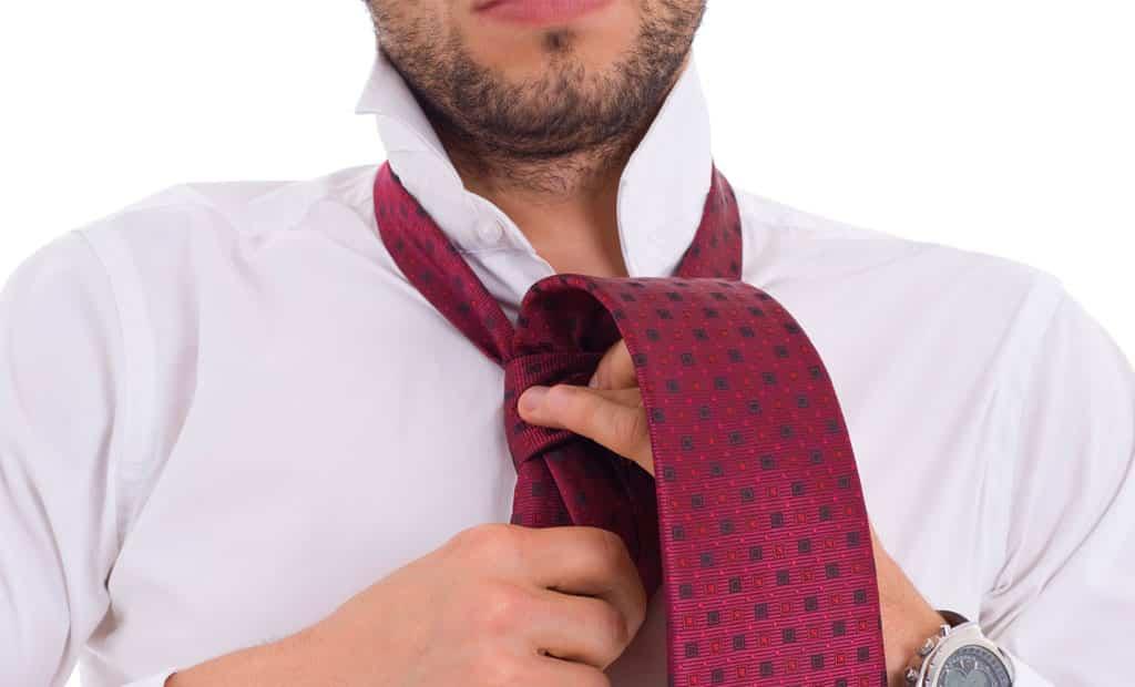 atelier noeud de cravatte