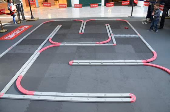 circuit petites voitures