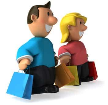 animations commerciales pour les enfants