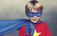 Animations Supers héros pour Centre Commercial et Collectivité