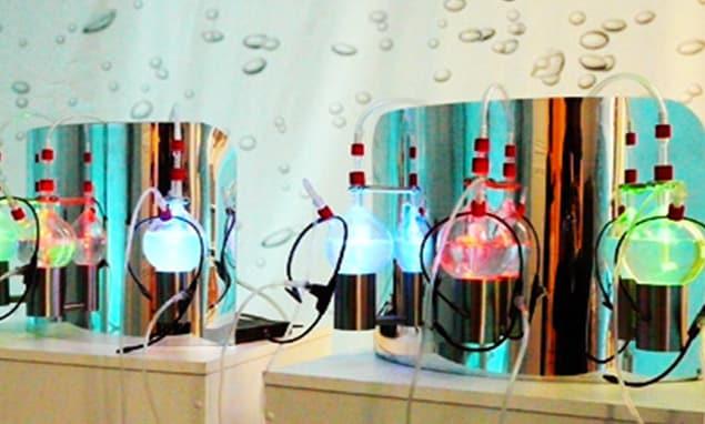 bar oxyg ne atelier bien tre pour centre commercial. Black Bedroom Furniture Sets. Home Design Ideas