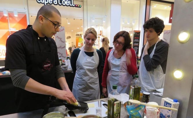 atelier de cuisine luxembourg 28 images commune de la