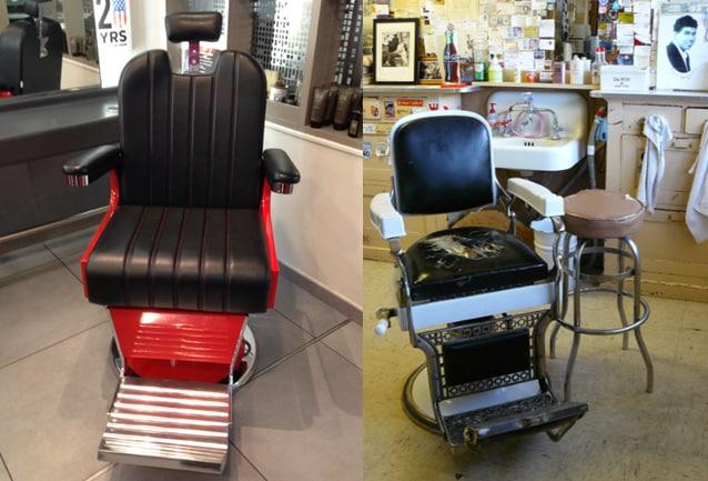 Animation barbier atelier beaut centre commercial et collectivit - Fauteuil barbier occasion ...